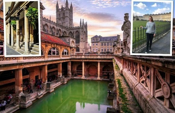 Serious pampering, secret gardens and delicious buns in Bath – it's time to spoil yourself silly