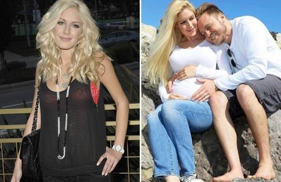 Heidi Montag reveals horrifying moment she 'died' during plastic surgery op and husband Spencer was told she 'wouldn't make it'