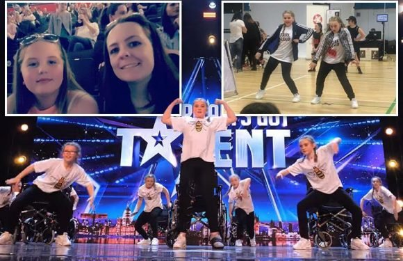 Britain's Got Talent judges in tears as Manchester terror attack survivor Hollie defies ISIS bomber by daring to dance in wheelchair