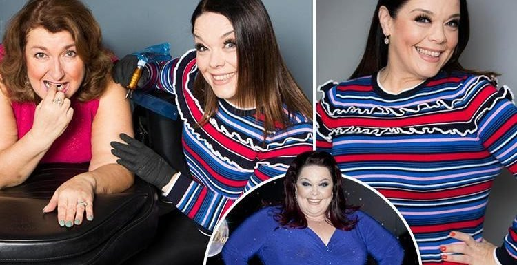 Lisa Riley chats tattooing, weight loss and her desire to become a mum