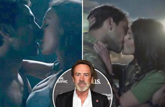 Robert Lindsay slams Michelle Keegan's 'sex mad' TV drama Our Girl for doing down heroes