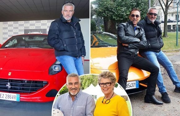 Paul Hollywood's Big Continental Road Trip axed by BBC after Great British Bake Off star's £1.2m Channel 4 move