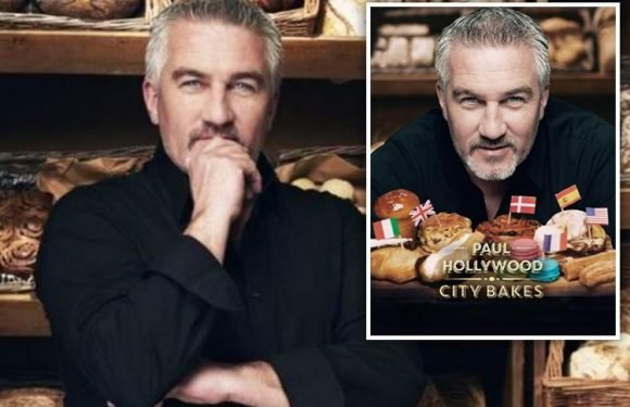 Paul Hollywood's City Bakes 'dropped by TV bosses' after his car show is scrapped