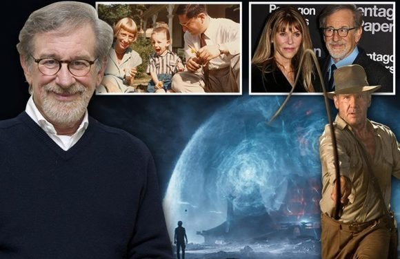 Ready Player One director Steven Spielberg says it's time for a woman to play Indiana Jones