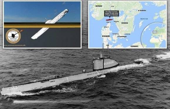 Missing German submarine 'that transported top Nazi to South America after WW2' discovered after 73 years… so what secrets will it reveal?