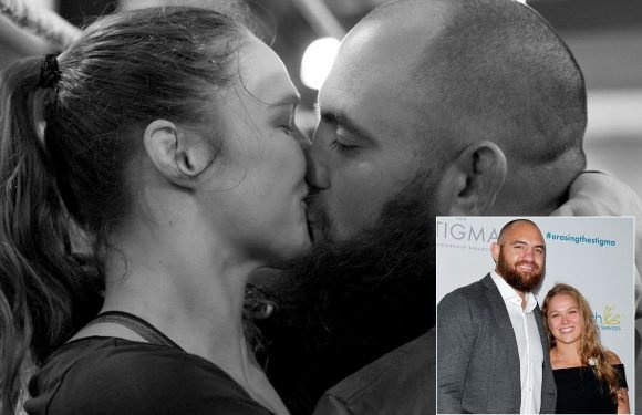 WrestleMania star Ronda Rousey's husband Travis Browne wants to follow wife in swapping UFC for WWE and be Braun Strowman's tag-team partner