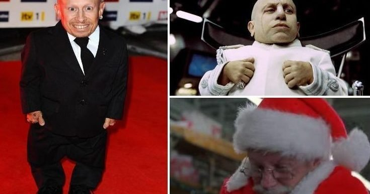 Verne Troyer's best bits from his glittering film and TV career as he dies aged 49