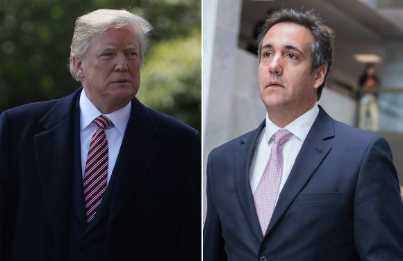 Feds wanted 'Access Hollywood' tape evidence during Trump lawyer raid