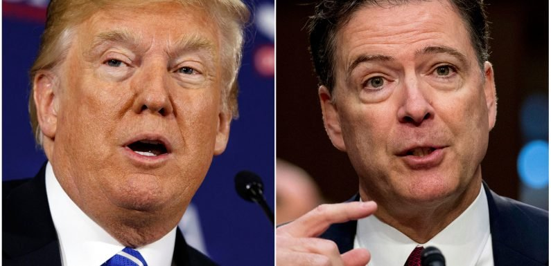 'Righteous' James Comey is cashing in