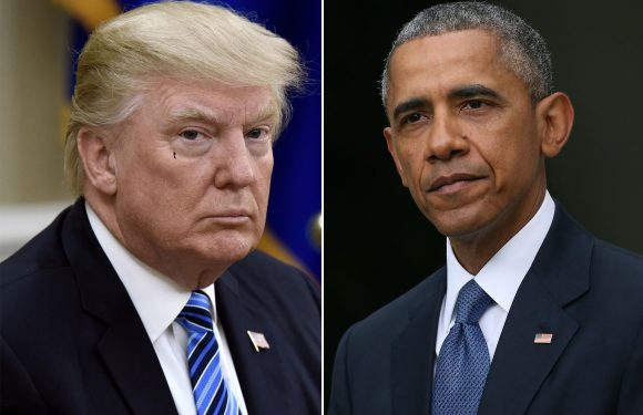 Trump blames Obama for deadly chemical attack in Syria
