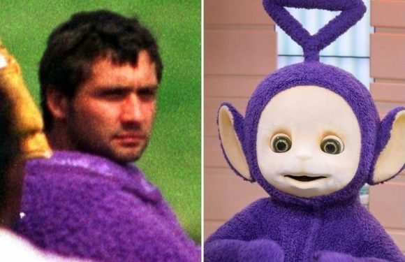 Teletubbies Tinky Winky star Simon Barnes, 53, died after 'becoming an alcoholic'