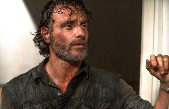 The Walking Dead: Andrew Lincoln teases 'phenomenal' finale
