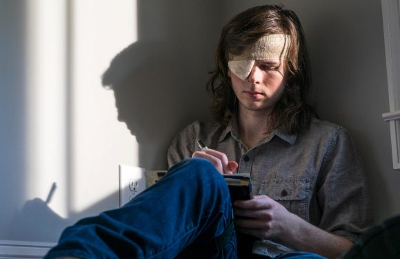 The Walking Dead: Carl's letter to Negan revealed