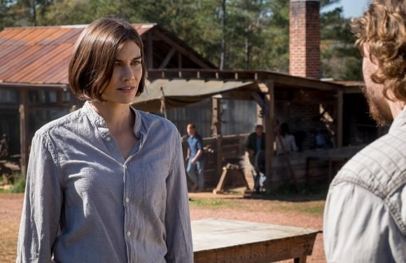 The Walking Dead season finale is a 'conclusion of the first 8 seasons'