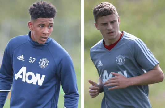 Manchester United lose two Under-18 starlets to Huddersfield as David Wagner nets Jake Barrett and Harry Spratt