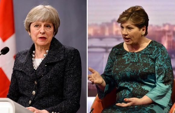 Shadow Foreign Secretary Emily Thornberry says Theresa May must 'apologise to the Commonwealth for Britain's historic wrongs'
