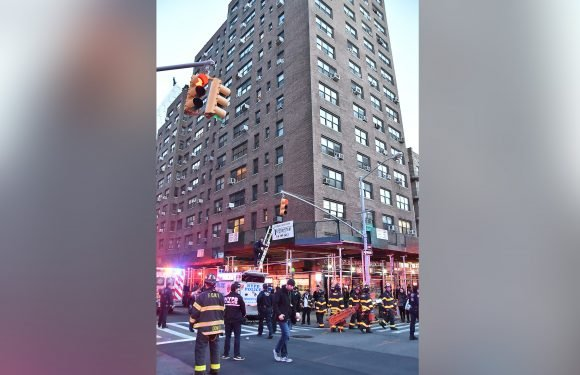 Teen jumps to her death from Greenwich Village co-op