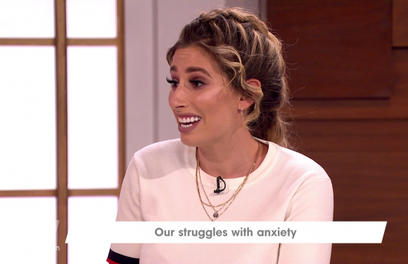 Loose Women's Stacey Solomon admits anxiety gets so bad she 'struggles to breathe' and it can be triggered by messy FRIDGE