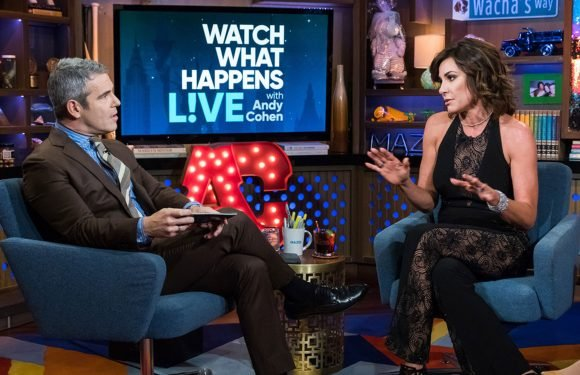 Real Housewives: Luann de Lesseps apologizes for Diana Ross costume