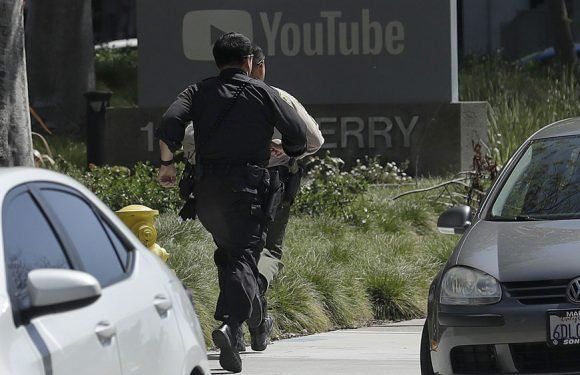Suspect Dead, Four Victims Confirmed in YouTube Headquarters Shooting
