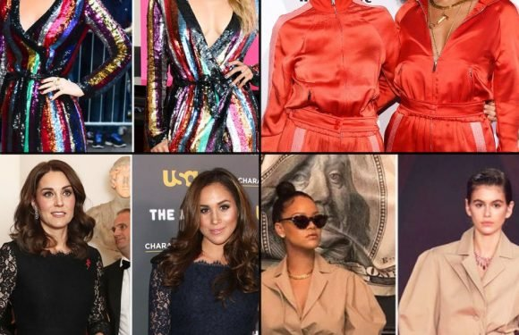 Celebrities Wearing Same Fashion Styles: Who Wore It Best?