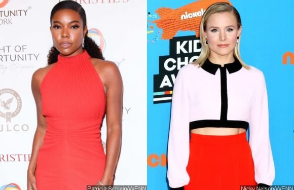 Videos: Gabrielle Union and Kristen Bell Reveal Mental Health Struggles to Support Campaign