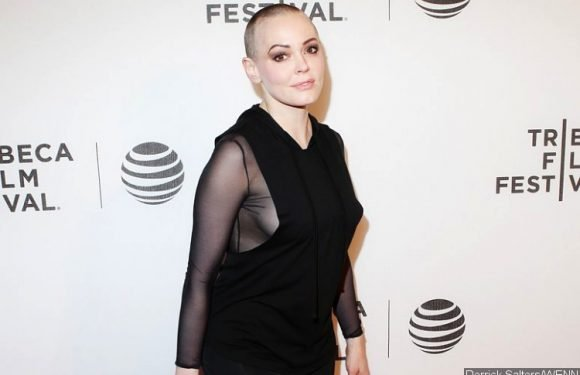 Rose McGowan's Drug Case Sent to Trial