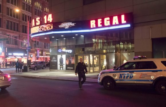 Deranged man causes mass shooting panic at Union Square movie theater
