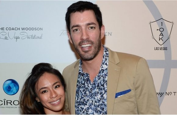 Congrats! HGTV's Drew Scott and Linda Phan Are Married