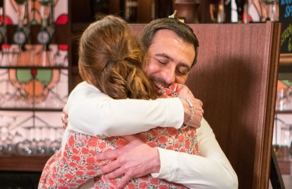 Peter and Toyah get engaged in Corrie but fans want Eva to get her baby back