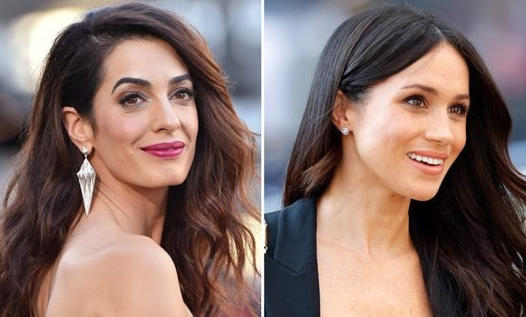 Amal Clooney's Hairstylist May Have Confirmed Two Big Details About the Royal Wedding