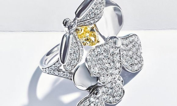 Tiffany & Co.Unveils a New Collection That Strips Away the Typical Rules of Fine Jewelry