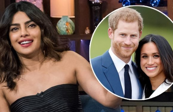 Priyanka Chopra Spills Tea About Meghan, Harry and the Royal Wedding on 'Watch What Happens Live'