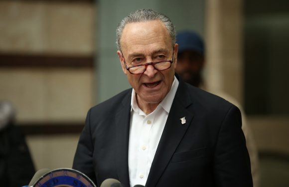 Schumer wants fentanyl to be part of talks with China
