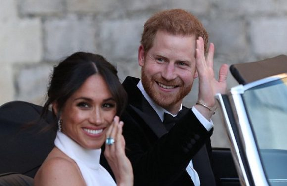 Harry and Meghan named wedding tables after ambigious US words