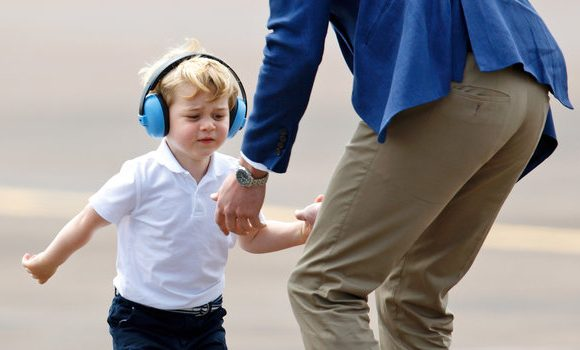 12 Times Prince George Threw a Tantrum Because the Royal Life Is Hard, You Guys