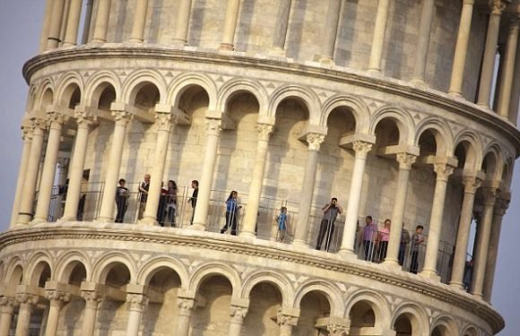 The secret of the Leaning Tower of Pisa revealed as SOIL