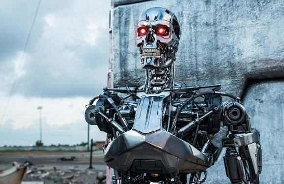 Europe could spend up to £440m on KILLER ROBOTS
