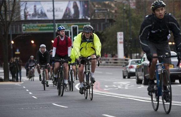 Cyclists in London are too white, male and middle class says bike tsar