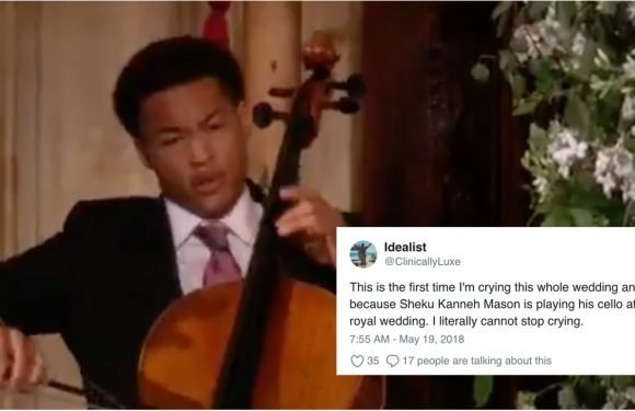Relive the Breathtaking Royal Wedding Cello Performance That Made People an Emotional WRECK