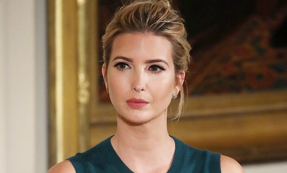 Ivanka Trump Criticized for Sharing Photo of Herself and SonAmid Migrant Children Crisis