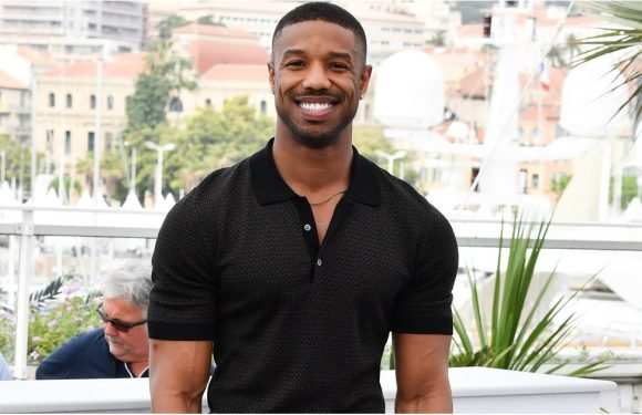 Michael B. Jordan Looks Like a Delicious Snack From the Front (and the Back) at Cannes