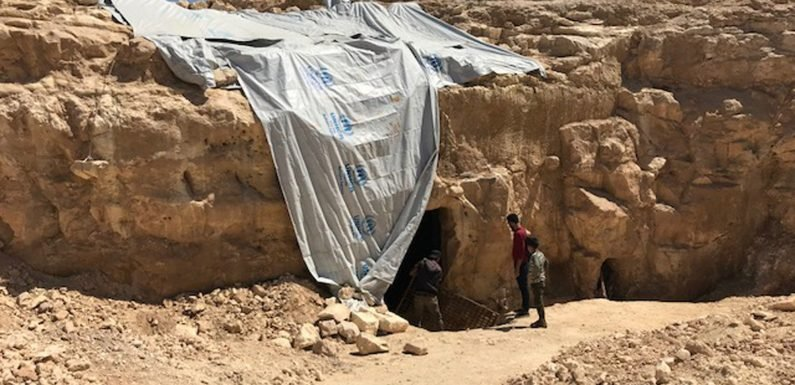 Ancient Christian ruins discovered under ISIS garbage dump