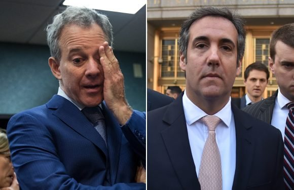 Michael Cohen may have info on women 'sexually victimized' by Schneiderman