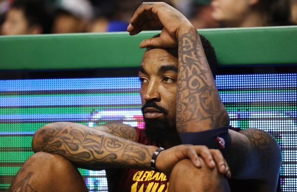 J.R. Smith's 'dirty' antics makes him perfect Cavaliers' scapegoat