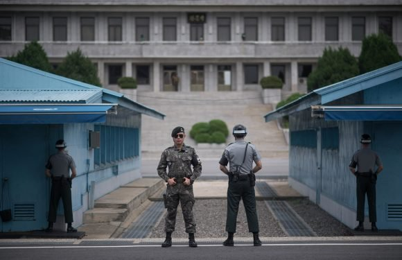 North Korean military officer defects to South