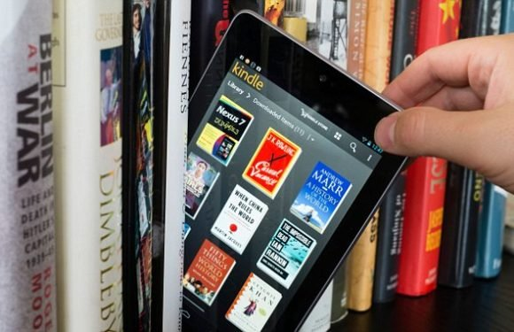 Why we still prefer 'real' books: 'No sense of ownership' with ebooks