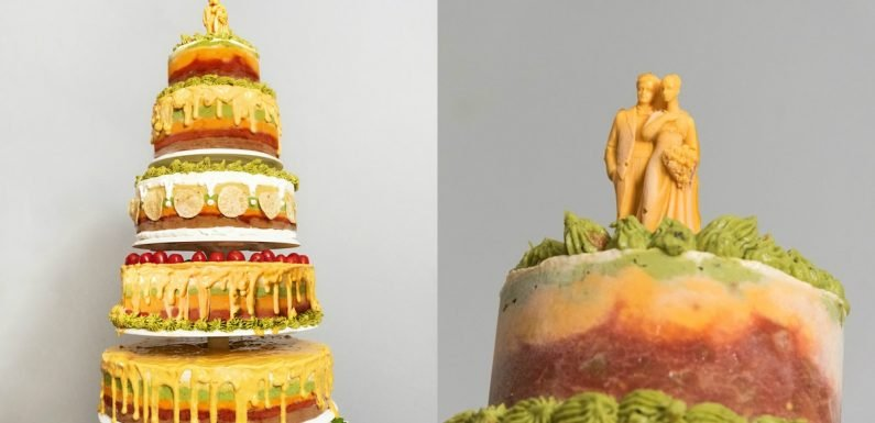 How To Make A Tostitos Wedding Cake For Meghan Markle & Prince Harry's Big Day
