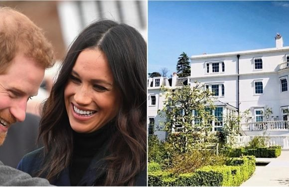 Prince Harry and Meghan Markle Will Stay at Different Hotels Before the Wedding — See Them Both!