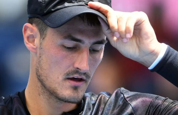 Path to redemption: Tomic a win away from the French Open